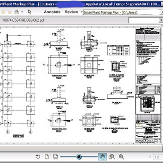 Viewing Documentum documents in SmartPlant Construction using SmartPlant Markup