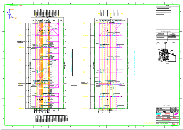 Piping Layout Drawings Pictures - Today Wiring Schematic Diagram